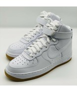 NEW Nike Air Force 1 High GS White Gum DH1058-100 Youth Size 7Y Women's ... - $128.69