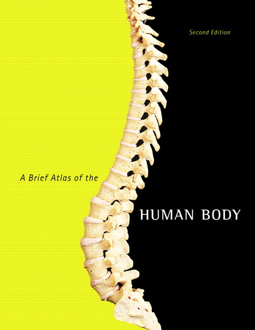 A Brief Atlas of the Human Body 2nd Edition for sale  USA