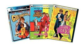 Austin Powers: International Man of Mystery/Spy Who Shagged Me/Goldmember [DVD]