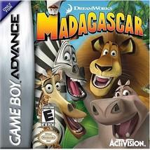 Madagascar [Game Boy Advance] - $7.90