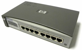 Hewlett Packard Hp 408 Procurve Switch - Sold As Is - $19.99