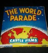 The World Parade Castle Films Movie 8 MM 242 Escape In Canada Vintage Ap... - $14.99