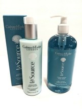 Crabtree Evelyn La Source Hydrating Body Lotion & Conditioning Hand Wash... - $36.63