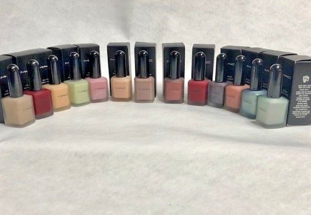 M.A.C Nail Polish Vernis À Ongles 14ML~ and 50 similar items