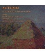 Autumn: Collection of Seasonal Classics [Audio CD] Collection of Seasona... - $4.33