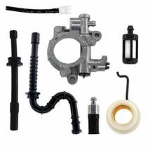 Oil Pump Oiler & Worm Gear Spring for Stihl 029 039 MS290 MS310 MS390 - $13.86