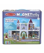 Melissa & Doug Magentivity Magnetic Dress-Up Play Set – Medieval Castle - $49.99