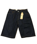 Levi's 569 Loose Straight Fit Shorts Homespun Rinse - Stretch  Size 32 - NWT - $23.75