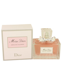 Miss Dior Absolutely Blooming by Christian Dior Eau De Parfum Spray 3.4 oz  - $155.00