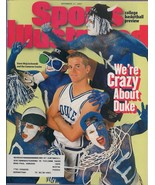 Sports Illustrated Magazine November 17, 1997 We're Crazy About Duke - $2.50
