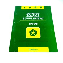 1998 Dodge Ram Truck 1500-3500 Service Manual Supplement BR/BE - $37.61
