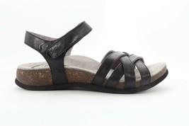 Abeo Bridgette Sandals Black Size US 5  Post  Footbed (EPB)4367 - $89.00