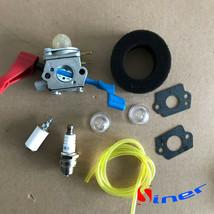 Carburetor Kit F Poulan GHT180LE GHT17 GHT22 GHT195LE GHT225LE GHT220 53... - $12.16