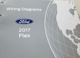 2017 Ford Elastico Elettrico Cablaggio Diagrammi Servizio Manuale Ewd OEM - $8.89