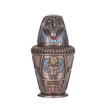 Pacific Giftware Ancient Egyptian Qebehseneuf Canopic Jar Home Decor - $34.64