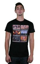 Bench Hommes Fame Citron Clair Musique Électronique Concert Vidéo Youtube Noir image 3