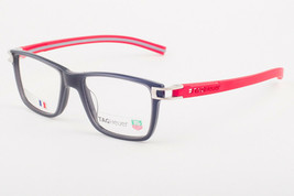 Tag Heuer 7603 004 Track Gray Red Eyeglasses TH7603 004 50mm - $244.02