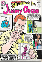Superman's Pal Jimmy Olsen Comic Book #83, DC Comics 1965 VERY FINE- - $29.88
