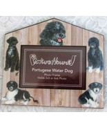 Portuguese Water Dog Picture Frame - $5.00