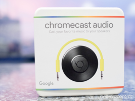 Google Chromecast Audio Media Streamer - DISCONTINUED & SOLD OUT - - $50.00