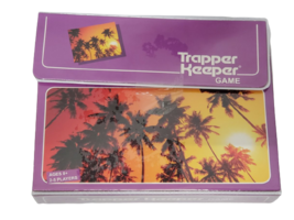 NEW SEALED Trapper Keeper Board Game Purple - $19.79