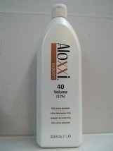 Nexxus ALOXXI SUPPORT 40 Volume / 12% H2O2 Creme Activator / Developer ~33.8 oz - $22.54