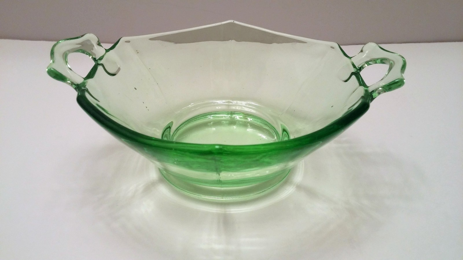 Imperial molly green bowl  1