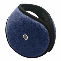 Trisens Winter Ear Muffs Unisex Classic Earmuffs with Earholes for (Navy) - €7,83 EUR