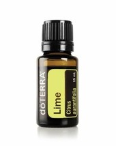 doTERRA Lime Essential Oil 15ml ~ New & Sealed  - $14.25