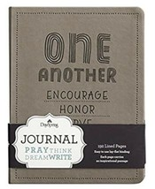 ENCOURAGE ONE ANOTHER Christian Journal Notebook By DaySpring - $21.73