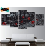 Halloween Horror Movie Wall Art Painting On Canvas Michael Myers Poster HD. - $64.95+
