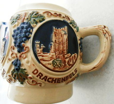 "VINTAGE GERMANY PUNCH BOWL MUG 3 1/2"" MARKED BOTTOM GERZ W.GERMAN WITH A... - $24.75"