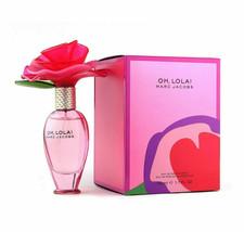 Marc Jacobs Oh, Lola! EDP 50ml/1.7 oz Eau de Parfum Women Discontinued R... - $82.16