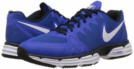 Men's Nike Dual Fusion TR 6 Training Shoes, 704889 404 Size 9 Game Royal/W - $79.95