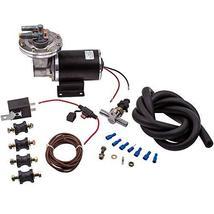 A-Team Performance Brake Booster Electric Vacuum Pump Kit 12V