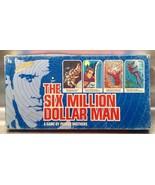 The Six Million Dollar Man Board Game Vintage 1975 Parker Brothers - Com... - $14.94
