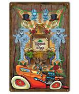 Original Art by Artist Bernard Oliver Tequila Time 12×18 - $25.74
