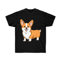 Pembroke Welsh Corgi Unisex Ultra Cotton Tee - $16.00
