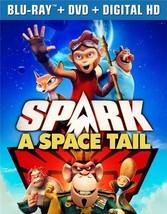 Spark-Space Tail (Blu Ray/DVD W/Digital Hd)