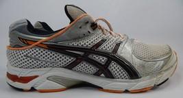 Asics Gel DS Trainer 16 Size US 14 M (D) EU 49 Men's Running Shoes White T110N