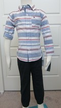 Tommy Hilfiger Kinder Jungen set Shirt & Hose Gr.98 (3 Jahre ) Versand a... - $49.58