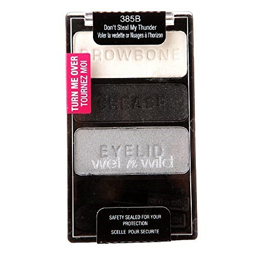 Wet n Wild Color Icon Collection Eyeshadow Trio, Don't Steal My Thunder [385B],  - $7.39