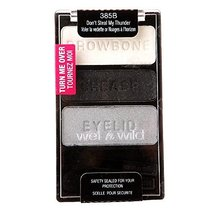 Wet n Wild Color Icon Collection Eyeshadow Trio, Don't Steal My Thunder ... - $7.39
