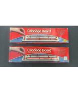 Sure-Lane Cribbage Board Game  - $19.79