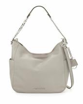 NEW! MICHAEL KORS Chandler Leather Large Convertible Shoulder Handbag - $326.58