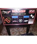 corvette 50th anniversary collectors edition manopoly brand new game - $27.99