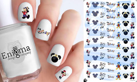 Disney Cruise Nail Decals (Set of 60) - $4.95