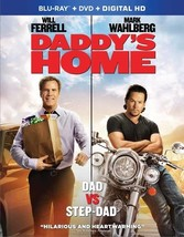 Daddys Home (Blu Ray/DVD Combo W/Digital Hd)
