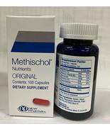 METHISCHOL NUTRIENTS ORIGINAL 100 CAPS  - $25.73