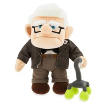Disney Store Carl Fredricksen Up 10th Anniversary Medium Plush New with ... - $26.42